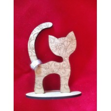 Cat Ring Stand Medium