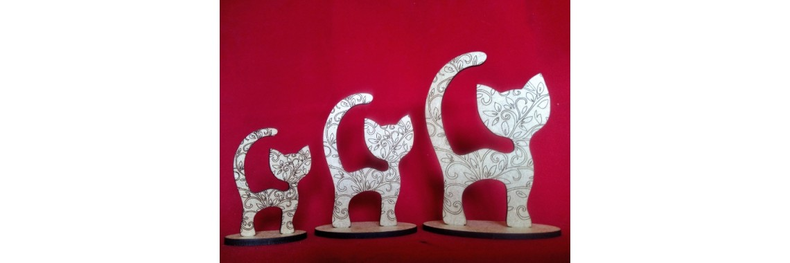 Cat Ring Stands