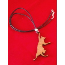 Necklace Dangle Cat
