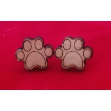 Stud Earrings Paws