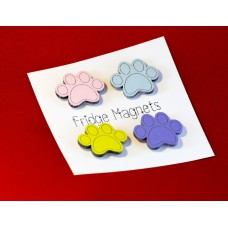 Paw Fridge Magnets